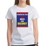 Red White & Baloney Women's T-Shirt