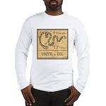 9 Principles 12 Values Long Sleeve T-Shirt