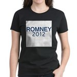 ROMNEY 2012 Women's Dark T-Shirt