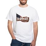 1-20-13 White T-Shirt