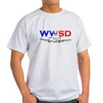 What Would Sully Do Light T-Shirt