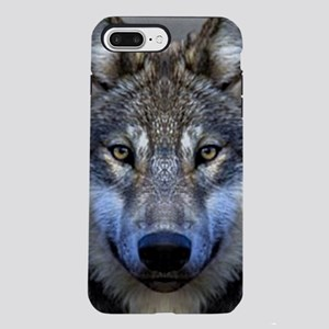 Wolf iPhone 7 Plus Tough Case