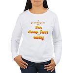 Cheap, Fast & Easy Women's Long Sleeve T-Shirt