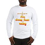 Cheap, Fast & Easy Long Sleeve T-Shirt