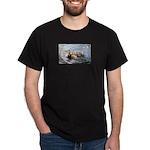Hooked Bass Dark T-Shirt