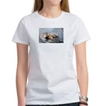 Hooked Bass Women's T-Shirt