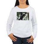 Howler Monkey Women's Long Sleeve T-Shirt