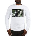 Howler Monkey Long Sleeve T-Shirt