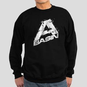 A-Basin Design For Dark Sweatshirt (dark)