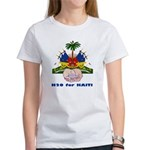H2O for Haiti Women's T-Shirt