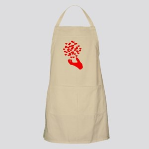Fly away hearts Apron