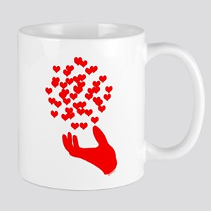 Fly away hearts Mug