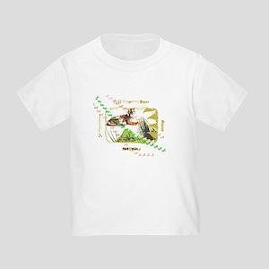 Bliss Tiger Toddler T-Shirt