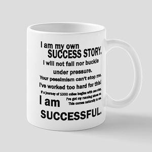 Success Story Mug