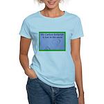 My Carbon Footprint Is Lost i Women's Light T-Shir