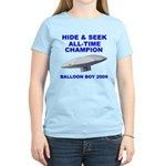 Balloon Boy - Hide & Seek Cha Women's Light T-Shir