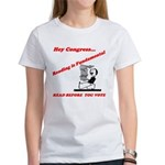 Reading is Fundamental Women's T-Shirt