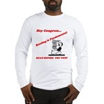 Reading is Fundamental Long Sleeve T-Shirt
