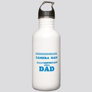 Some call me a Camera Stainless Water Bottle 1.0L