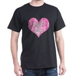 My Heart Belongs to Jesus Dark T-Shirt