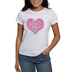 My Heart Belongs to Jesus Women's T-Shirt