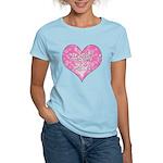 My Heart Belongs to Jesus Women's Light T-Shirt