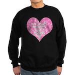 My Heart Belongs to Jesus Sweatshirt (dark)