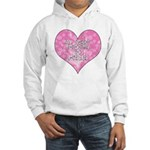 My Heart Belongs to Jesus Hooded Sweatshirt