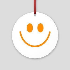 Smile Ornament (Round)
