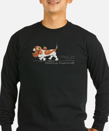 Basset Hound Places T