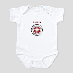Carla Infant Bodysuit