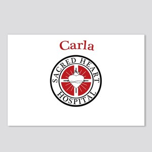 Carla Postcards (Package of 8)