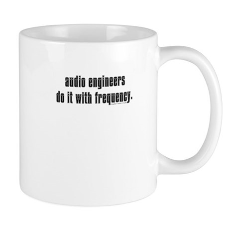 Audio Engineers do it with Frequency.