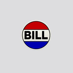Bill Mini Button (10 pack)
