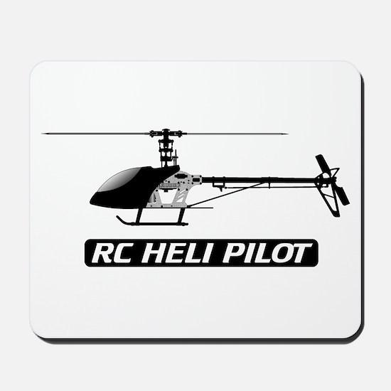 RC Heli Pilot Mousepad