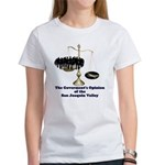 Government's Opinoin of San J Women's T-Shirt