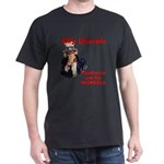 Silly Liberals (Uncle Sam) Dark T-Shirt