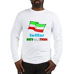 Twitter Revolution Long Sleeve T-Shirt