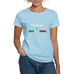 Twitter the Revolution (Dark) Women's Light T-Shir