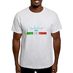Twitter the Revolution (Dark) Light T-Shirt