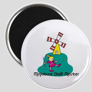 Miniature Golf Magnet