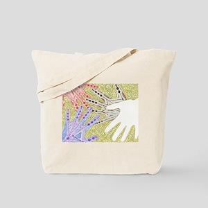 Sign Language Tote Bag