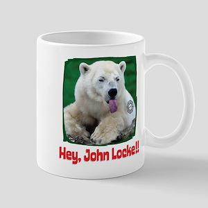 Hey John Locke! Mug