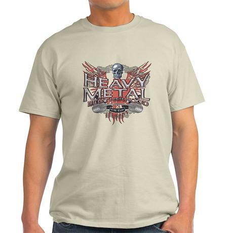 USA POWERLIFTING Light T-Shirt