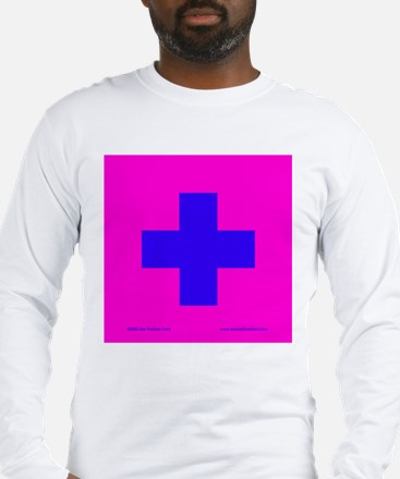 Sex Positive Front Long Sleeve T-Shirt