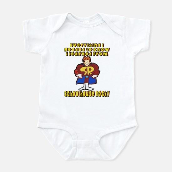 Schoolhouse Rocky Infant Bodysuit