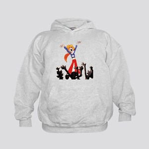 School House Rocks! Suffrage Kids Hoodie
