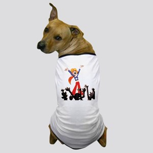 School House Rocks! Suffrage Dog T-Shirt