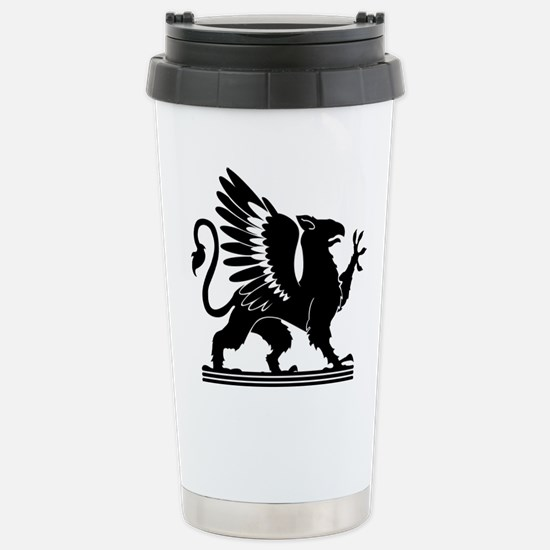 Gryphon Stainless Steel Travel Mug
