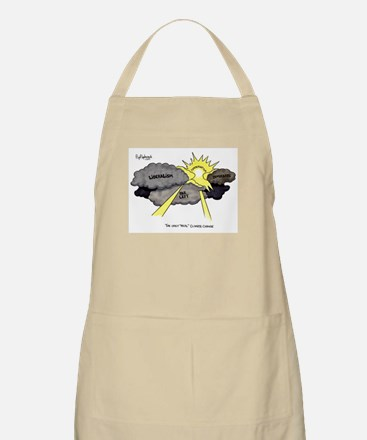 """The Only """"Real"""" Climate Chang Apron"""